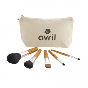 Pinceaux Make-Up: Kit mes essentiels - Avril