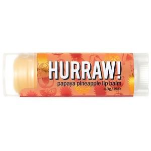 Baume à lèvres Papaye Ananas - Hurraw