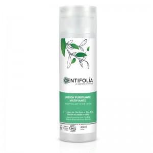 Lotion Purifiante Matifiante Bio - Peaux grasses - Centifolia