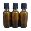 Lot de 3 Flacons Ambrés 30 ml avec codigoutte - Centifolia
