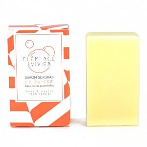 Savon Le Suisse - Sans Parfum - Clémence & Vivien