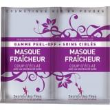 Masque Fraîcheur Coup d'Eclat - Gamme Peel-Off - Secrets des Fées