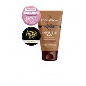 Crème Autobronzante Invisible Tan (Peaux Médium) - Eco By Sonya