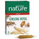 Ginseng Royal - 20 ampoules de 10 ml - Boutique Nature