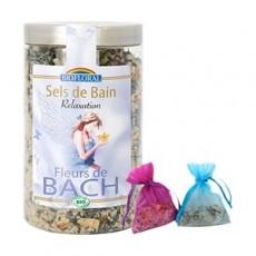 Sels de Bain aux Fleurs de Bach - EFBIO Cosmétiques