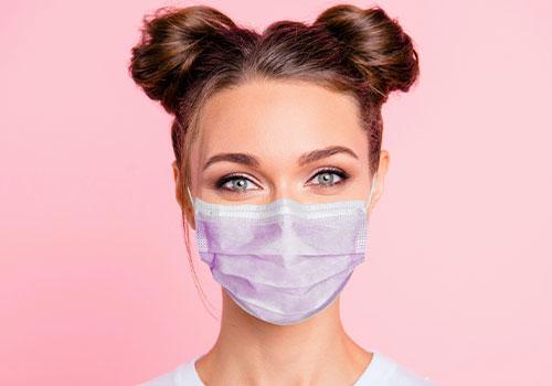 Le maskne, comment s'en débarrasser ?