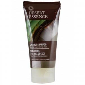 Format Voyage Shampooing à la Noix de Coco - Desert Essence