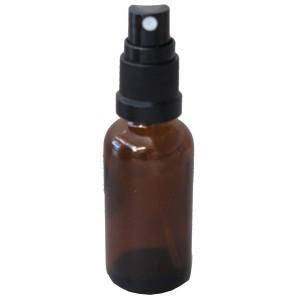 Flacon Verre Ambré 30 ml avec Pompe Spray - Centifolia