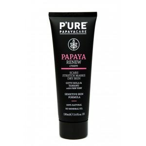 Crème Papaya Renew - P'URE PAPAYACARE