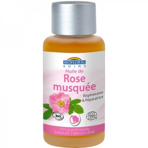 Huile de Rose Musquée Bio Biofloral - 50 ml