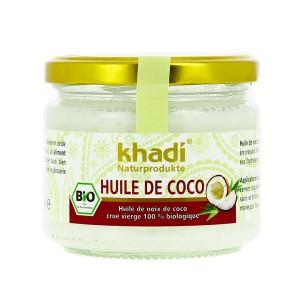 Huile de Coco Bio - Khadi - 250 ml