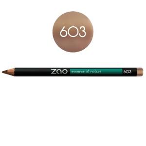 Crayon Multifonctions 603 Beige Nude - Zao MakeUp