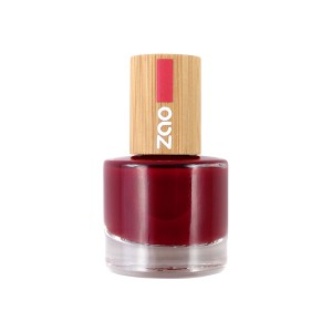 Vernis à Ongles Rouge Passion - Zao MakeUp