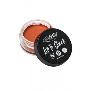 Lip to Cheek - Rouge à Lèvres & Blush Crème - PuroBIO