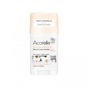 Déodorant Douceur - Coeur de jasmin - Acorelle