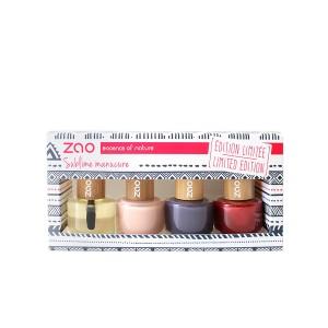Coffret Sublime Manucure - Zao MakeUp