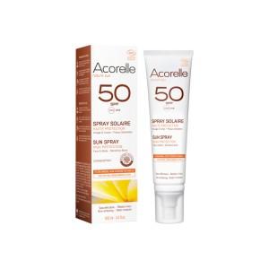 Spray Solaire Haute Protection SPF 50 - Acorelle