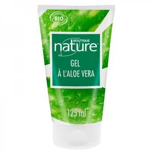 Gel à l'Aloé Vera - Boutique Nature