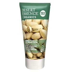 Crème Réparatrice pour les pieds Pistache Sublime - Desert Essence