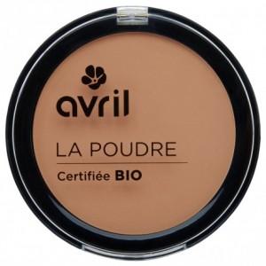Poudre Compacte Abricot Bio - Avril